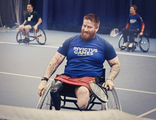 INVICTUS GAMES – ROYAL BRITISH LEGION