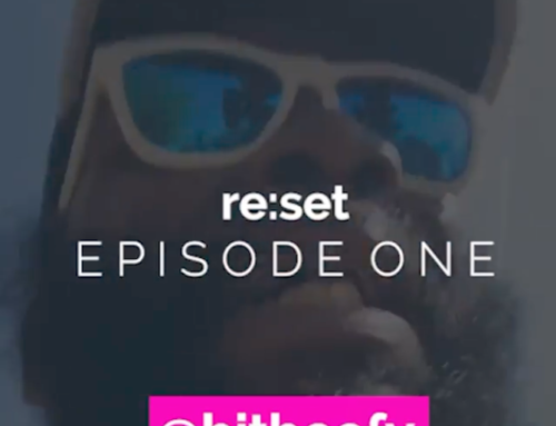 RE:SET Episode One – New series!